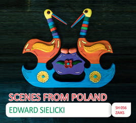 Edward Sielicki - SCENES FROM POLAND płyta CD